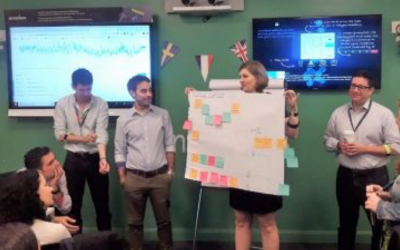 Accenture: Immersion, learning and the importance of trust