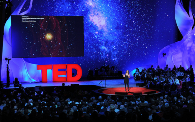 Why do some TED Talks go viral?
